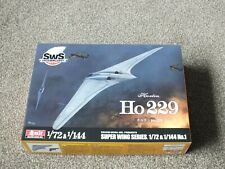 ZOUKIE MURA SWS72-144-01 1/72 & 1/144 Horten Ho 229 two kits in a box NEW
