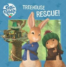 Treehouse Rescue! (Peter Rabbit Animation)-ExLibrary