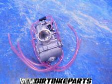 Complete 2 Stroke 38mm Carburetor Kit KEIHIN PWK Carb Intake - Genuine OEM Stock