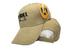 Embroidered Khaki Military Armed Infidel Baseball Acrylic Hat Cap