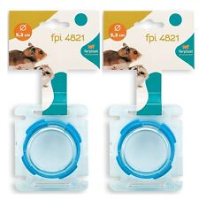 Ferplast Hamster Tubo final Tapa Conector-FPI 4820 - 2 Pack