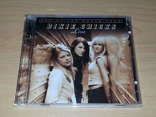 DIXIE CHICKS TOP OF THE WORLD TOUR LIVE CD 2003 2 DISCS.