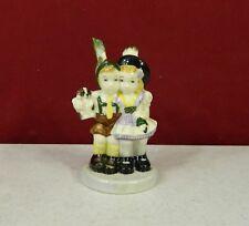 Gort Bone China Company Dutch Boy & Girl Pair