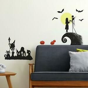 RoomMates Nightmare Before Christmas 17 Wall Decals stickers