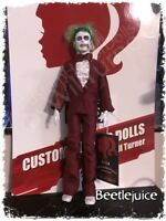 SALE! Beetlejuice CUSTOM HORROR DOLL OOAK Action Figure Halloween