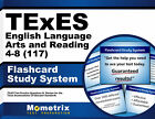 TExES English Language Arts and Reading 4-8 (117) Flashcard Study System