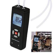 Handheld Differential Pressure Manometer Air Condition System Measurement ±2PSI