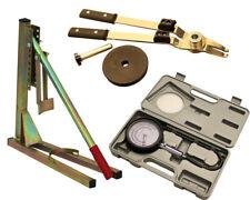 Go-Kart Rad Perlen Schalter Reifen Tong Wechsel Werkzeug & Manometer mit Kasten
