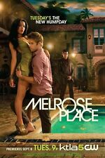 MELROSE PLACE T.V. SERIES POSTER V.RARE PROMO 3 GIRLS