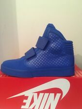 MEN'S NIKE FLYSTEPPER 2K3 PRM HI TOP BASKETBALL BOOTS TRAINERS SIZE 8 UK