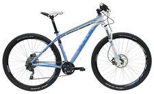 Bulls Jinga 37 cm weis 29 Zoll blau weis 2016 Damen Shimano 24 gang Mountainbike