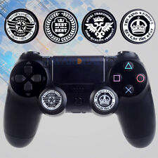 4 PCS Silicone Rubber Thumbstick Thumb Grips for PS4 PS3 Xbox One 360 Controller