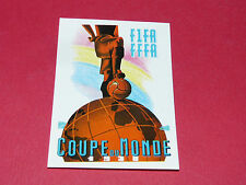 7 AFFICHE FRANCE 1938 PANINI WORLD CUP STORY 1990 SONRIC'S