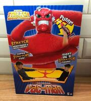 """Kids Toys - Vac-Man Pump n Pose Stretch 14"""" Toy Stretch Armstrong Enemy NEW"""
