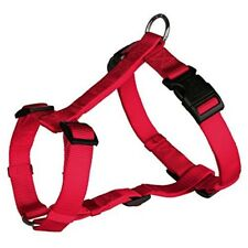 Trixie Classic Dog H-harness, Medium/large, Red - Harness Hharness Sizes