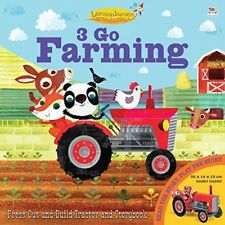 3 Go Farming  . . . . Press Out Model and Storybook