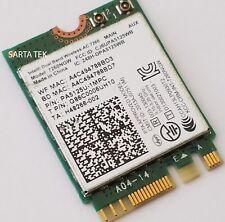 Toshiba G86C0006UH10 Dual Band Wireless-AC 7260 7260NGW Bluetooth PCIe NGFF
