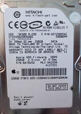 HTS545025B9SA02 PN:0A78252 MLC:DA3350 Apple#655-1538D 250gb Sata Laptop Drive