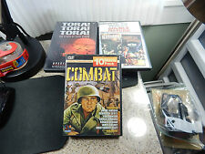 Ronald Reagan-WWII-13 Features -6-Disc's Vintage Movie Film Re-Mastered 1-Insert