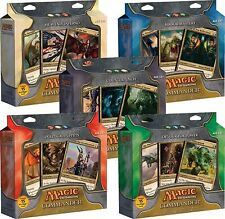 Commander 2011 Deck Set of Five (ENGLISH) FACTORY SEALED NEW MAGIC MTG ABUGames