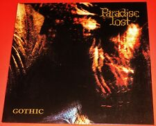 Paradise Lost: Gothic LP Vinyl Record 2013 Peaceville Germany VILELP433 NEW