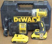 Dewalt DCF887D2 20V MAX* XR 1/4 Inch Impact Driver Kit