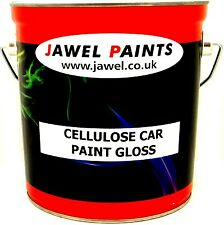 Car Paint Cellulose  BRITISH RACING GREEN DIRECT GLOSS  2.5LT