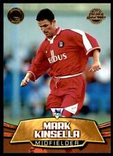 Topps Premier Gold 2002 - Charlton Athletic Mark Kinsella - CA3