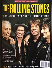 The Rolling Stones Magazine Music Spotlight Collector's Edition 2018