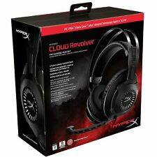 CUFFIE GAMING PROFESSIONALE HyperX CLOUD REVOLVER PC/PS4/Mac HX-HSCR-GM