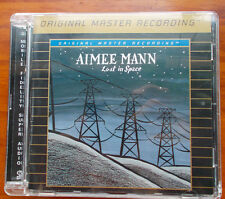 AIMEE MANN Lost in space ORIGINAL MASTER RECORDING UDSACD 2021 SUPER AUDIO CD