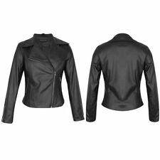 Faux Leather Bomber Coats & Jackets for Women