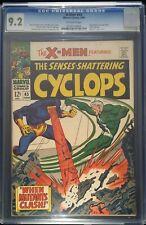 UNCANNY X-MEN (1963) #45 CGC 9.2 (ICEMAN ORIGN, MAGNETO, AVENGERS CROSSOVER) MCU