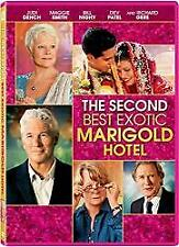 THE SECOND BEST EXOTIC MARIGOLD HOTEL DVD