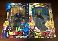 NEW Dragonball Z Limited Action Figures - SS TRUNKS Movie Collection 8 & 10