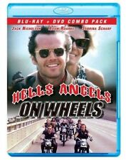 HELLS Angels on Wheels 0759731710527 Blu-ray Region a