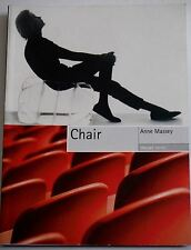 Chair by Anne Massey Paperback, 2011 History book illustrated biography design