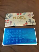 Moyou london stamping plates Noel Collection 14 (2020 Sold Out Rare)