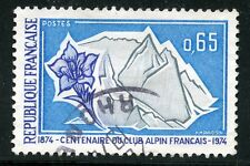 STAMP / TIMBRE FRANCE OBLITERE N° 1788  CLUB ALPIN FRANCAIS