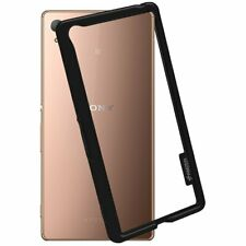 AMZER Border Case Bumper Protective Cover For Sony Xperia Z3 Compact Plus Z4