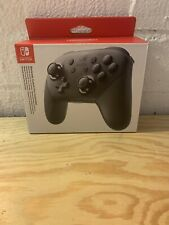 Nintendo Switch Pro Controller - Black  official control pad