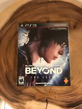 Beyond:Two Souls STEELBOOK Edition PS3 (PlayStation 3, 2013) BRAND NEW & SEALED