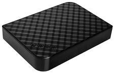HARD DISK VERBATIM 2TB USB 3.0 ESTERNO HD 3,5 MEMORIA DI ARCHIVIAZIONE 2000G mac