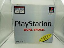 Scatola PlayStation 1 PS1 modello schp 7502 Sony box confezione