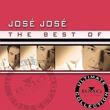 The Best of José José by Jose Jose (CD, Aug-2004, So...