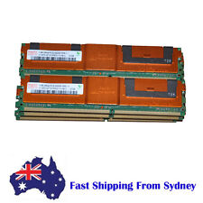 6GB (6X1G) PC2-5300F DDR2-667 Fully buffered ECC Server Workstation Memory
