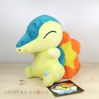Pokemon Center Original Plush Cyndaquil doll from Japan