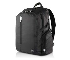 "Genuine DELL 15.6"" BLACK TEK Backpack Latitude Inspiron Laptop Case Bag 2N8HG"
