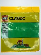 Lego Classic Green 32 x 32 Baseplate 10700 New In Package