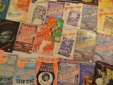 More details for 28 blackpool theatre programmes, 1950's-70's. splendid assortment. top names.